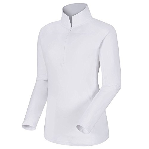 FootJoy Women Lisle Long Sleeve Sun Protection Golf Pullover