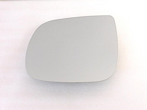 HEATED Mirror Glass for AUDI Q5 Q7 Driver Side View Left LH ()