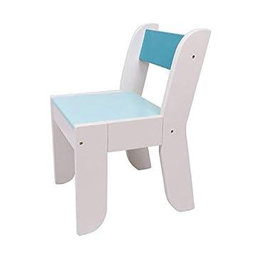 Labebe Silla de mesa multiusos de alta calidad, juego de mesa de madera de dibujos animados para ...