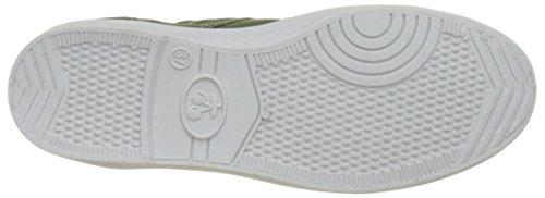 Le Temps des CerisesLtc-basic 02-ss/Perm - botas de caño bajo Mujer Vert (VERT)