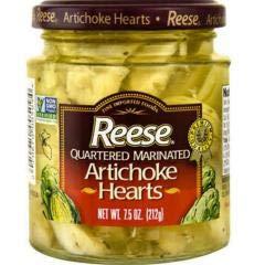 Reese - Marinated Quartered Artichoke Hearts (3-7.5 oz jars) ()