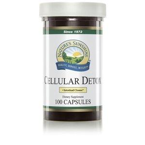 Cellular Detox Digestive and Intestinal Support 100 Caps