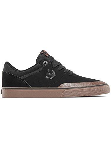 EtniesMarana Vulc - Zapatillas de Skateboard Hombre Schwarz (Black/Gum/Dark Grey)