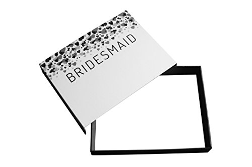 Just a Better Box BBBRIDAL10002-1 Bridesmaids Gifts Boxes