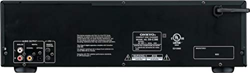 Onkyo DXC390 6 Disc CD Changer (Renewed) by Onkyo (Image #1)