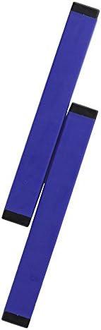 [해외]증거 및 문 진 고무 트윈 문 진 블루 AQ-07 【 정리 구매 5 개 세트 】 / Testimony Paperweight Rubber Twin Bunjin Blue AQ-07 [Set of 5 Pieces Togethe