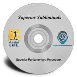 Learn Parliamentary Procedure Now Faster and Easier with Subliminal Programming CD