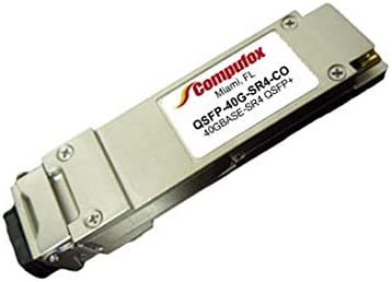N2K-C2348TQ Compatible QSFP-40G-SR4 for Cisco N2000