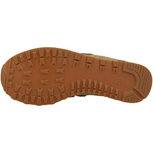 New Led Balance Brown 12 Brown Ml574 YwYrqP