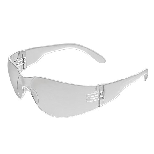 ERB Safety 17940 Iprotect Lens, One Size, Clear Frame