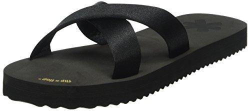 flip flop Damen Original Cross Neo Pantoletten, Schwarz (Black 000), 37 EU