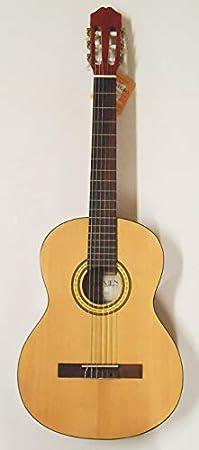 Guitarra clásica Carmen C-725 de tamaño 4/4