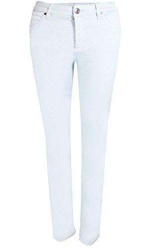 Oui Women's Straight Leg Jeans Azul