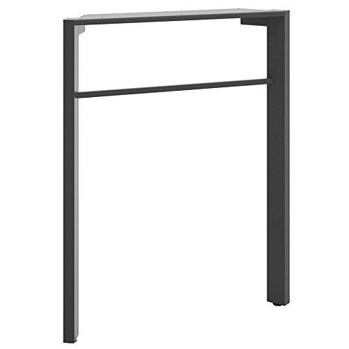 EURWAY Marlin Desk Support Leg | 2.25'' x 23.5'' by EURWAY