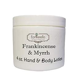 FRANKINCENSE & MYRRH Hand & Body Lotion ...