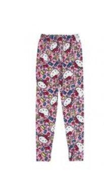 Hello Kitty Women's Leggings (Pink, Medium) (Hello Kitty Leggings)