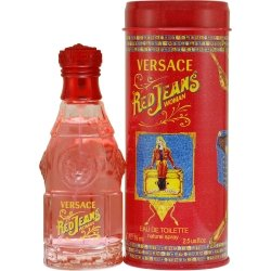 RED JEANS by Versace Eau De Toilette Spray 2.5 ()