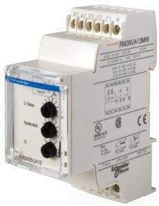 SCHNEIDER ELECTRIC RM35UA13MW Voltage Relay 250V 5 Amp Rm35