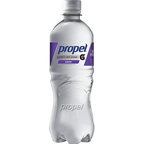 Pepsico Propel Zero - Grape, 500 Milliliter - 24 per case.
