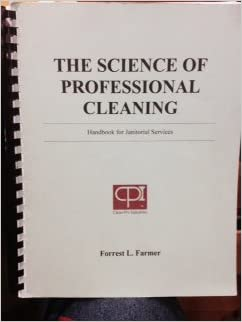 the science of professional cleaning handbook for janitorial