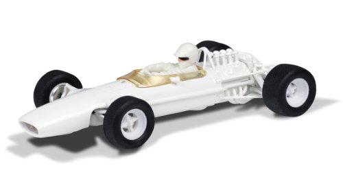 Scalextric Lotus 49B US Special Car, White, 1:32-Scale (Slot Car Scale 32 Body)
