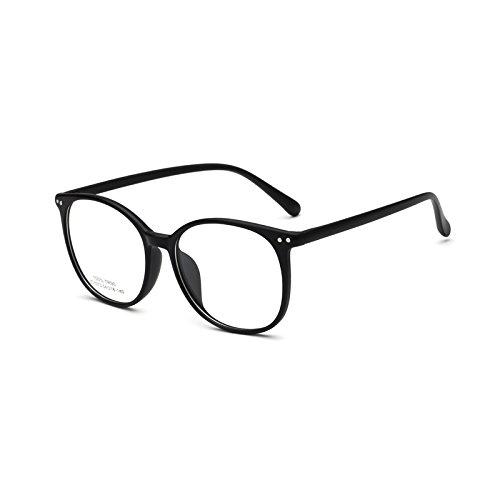 Big Round Glasses Frame Thin Rim Men Women Optical Eyeglasses Student - Frames Optical Big