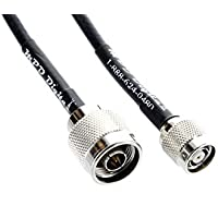 MPD Digital rptnc RF WiFi Internet Pigtail Cable RP-TNC Male to N Male RG58 1M