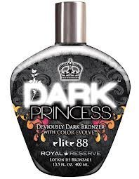 Brown Sugar 2013 Tan Incorporated Dark Princess Royal Reserve 88X Elite Bronzers Tanning Lotion 13.5 Oz. by Brown Sugar ()