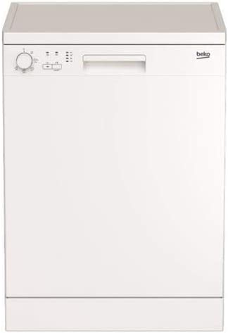 60 cm Bianco DFN05311W Lavastoviglie libera installazione Beko 13 Coperti A