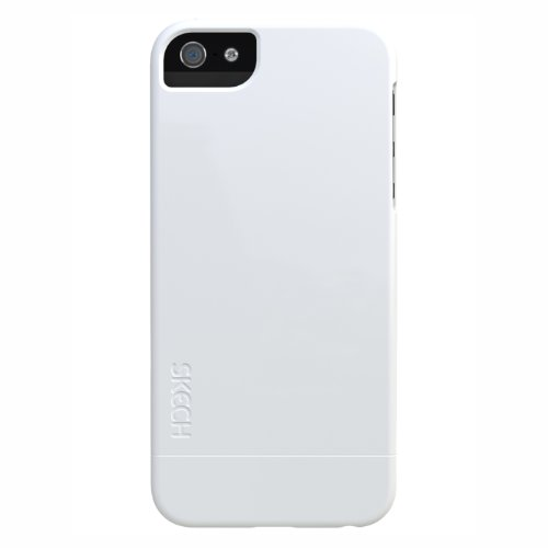Skech Shine slim case für Apple iPhone 5 white IPH5-SH-WHT
