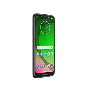 Moto G7 Play 32GB Android Smartphone GSM Unlocked for AT&T / T-Mobile and all GSM carriers – Deep Indigo (Blue) (Renewed)