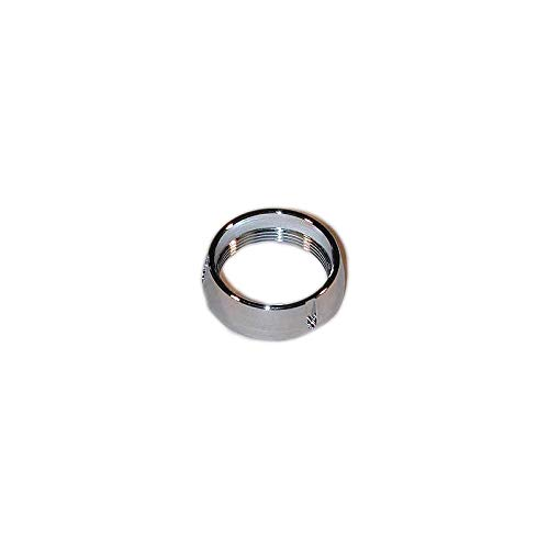 Switch Bezel Nut - Eckler's Premier Quality Products 40166488 Full Size Chevy Ignition Switch Nut