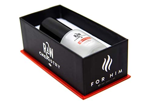 RawChemistry Pheromone Cologne, for Him [Attraction Formula] - Bold, Extra Strength Formula 1 oz.