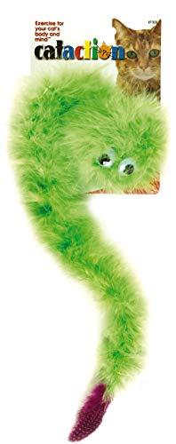 JW Pet Company Catnip Boa Squeaky Catnip Toy