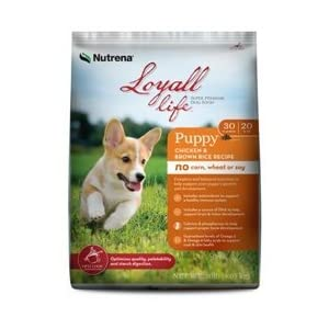 Loyall Life Puppy Chicken & Brown Rice 20lb 114