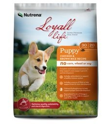 Loyall Life Puppy Chicken & Brown Rice 20lb
