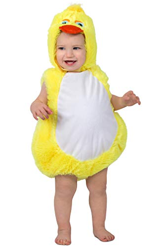 Princess Paradise Toddler Plucky Ducky Costume -