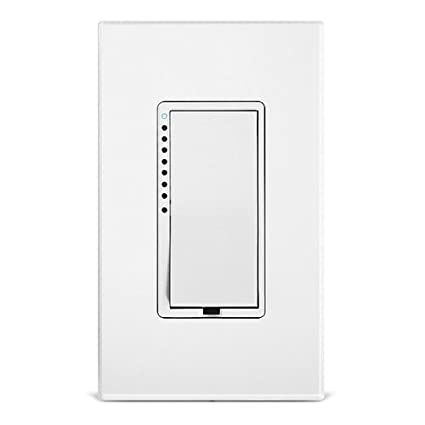 Insteon Smart Dimmer 2-Wire Wall Switch (no neutral required), Works ...