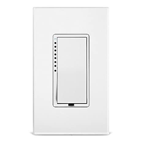 SwitchLinc On/Off - Insteon Remote Control Switch (Dual-Band), Ivory - Wall Light Switches - Amazon.com