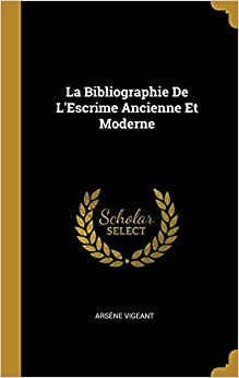 Descargar Por Torrent Sin Registrarse La Bibliographie De L'escrime Ancienne Et Moderne PDF Gratis 2019