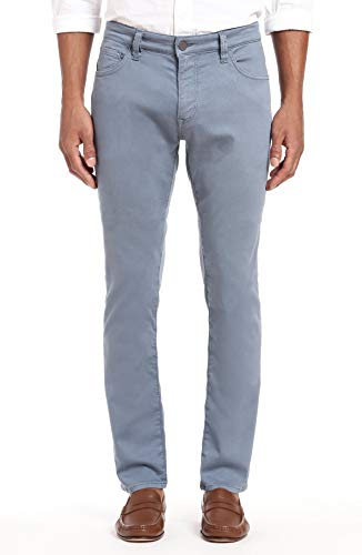 - 34 Heritage Men's Courage Straight Denim, China Blue Soft Touch 36 x 32