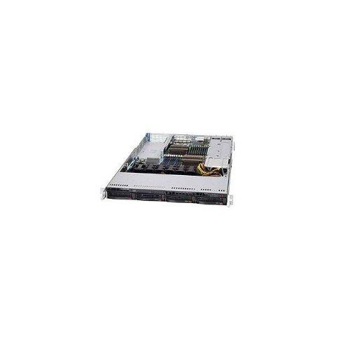 Supermicro CSE-819TQ-R700UB SERVER CHASSIS - RACK-MOUNTABLE - POWER SUPPLY - 750 WATT - BLACK