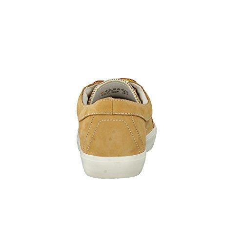 TIMBERLAND las mujeres zapatillas de deporte baja A15S7 Giallo