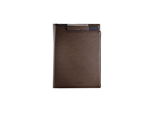 Campo Marzio per003005008–Raccoglitore con clip, formato A5, colore: marrone