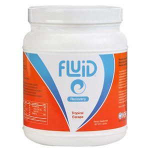 FLUID Recovery Drink Tub, Color:Tropical Crisp,