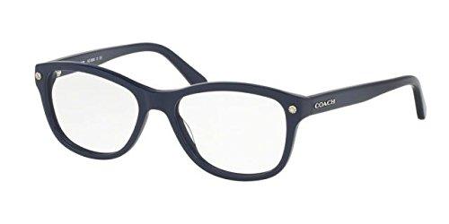 Eyeglasses Coach HC 6095 5422 - Frames Eyeglass Coach Blue