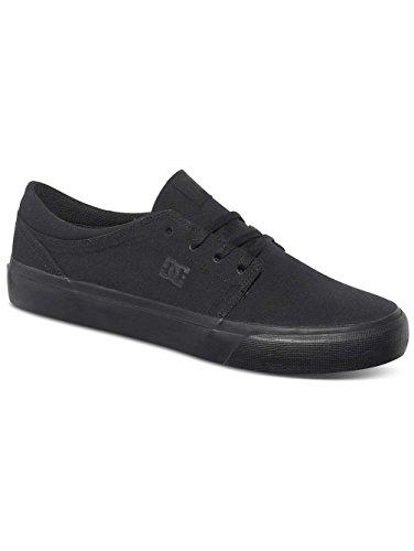 DC ShoesTrase Tx - Zapatillas de Skateboarding hombre negro - Black/Black/Black