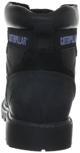Negro Botines de Cat para cuero P305058 Footwear WILLOW fashion mujer qwqUzatX