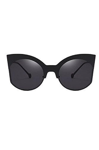 Sol De Tiro Moda Mujer Ojo Calle Gato Bloque De De 5 Fulgores De Retro Gafas ARqOT