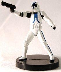 Star Wars Miniatures: 501st Legion Clone Trooper # 6 - The Dark Times ()